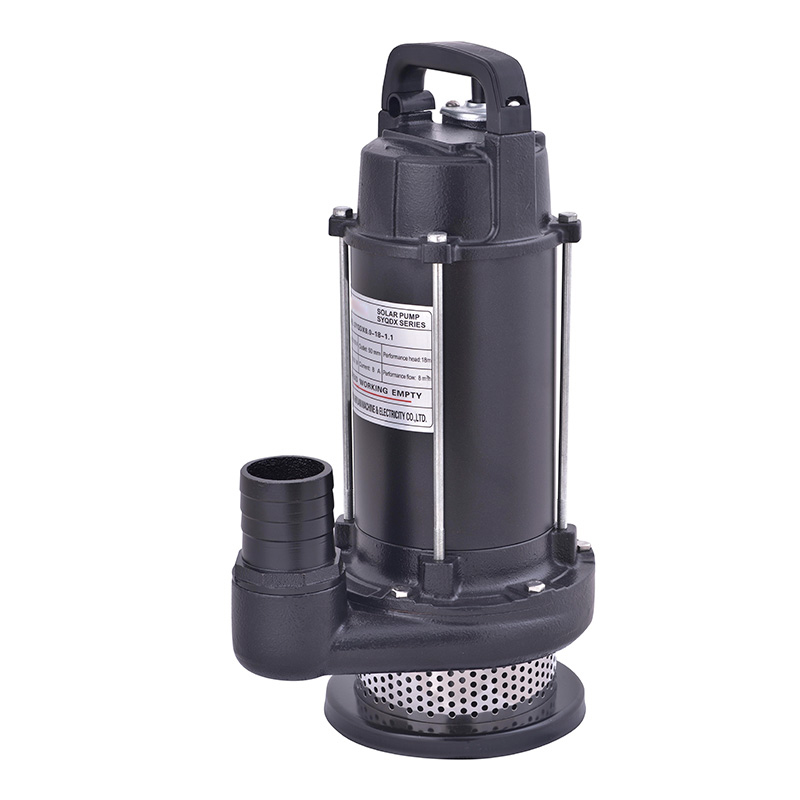 Solar Submersible Drainage Water Pump