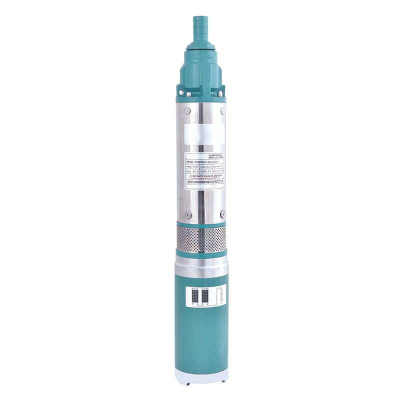 Submersible Solar Water Pump- Direct DC