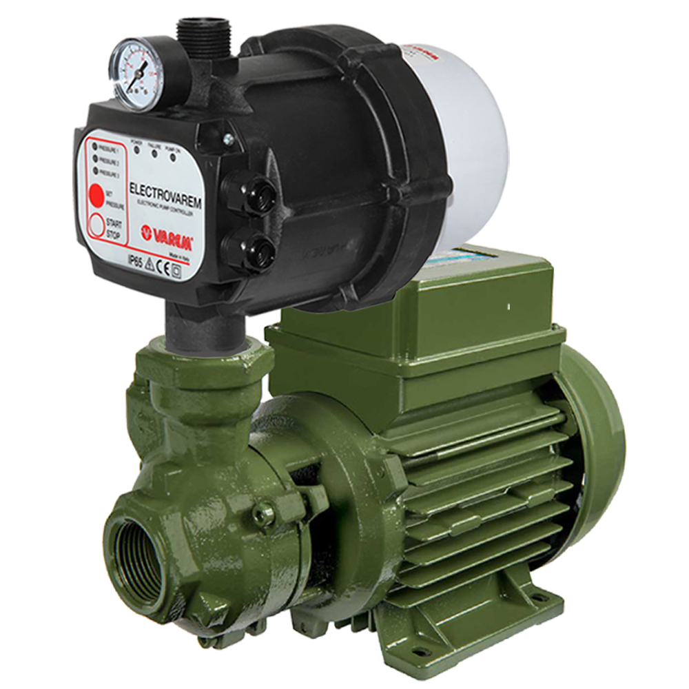 SAER-USA Booster Water Pump Automatic - Model# KF-0-3-4-5-6-