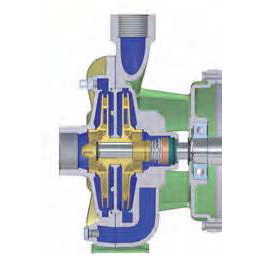 Twin Impeller Centrifugal Pump