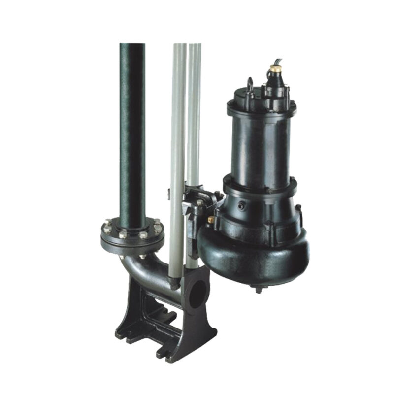 Sewage Pumps with Guide Rail Kit